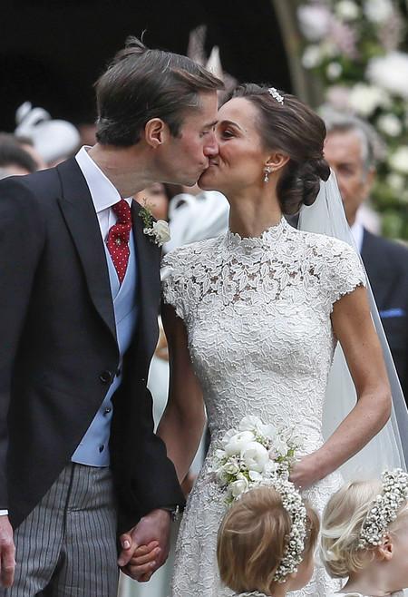 La boda de Pippa Middleton: así es su vestido de novia después de tantos meses de rumores