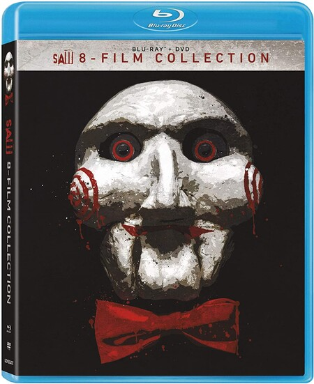 Colección de películas de SAW en bluray