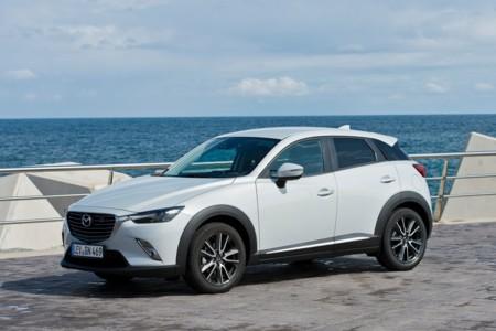 Mazda CX-3 2017, ahora disponible en dos nuevas versiones de acceso