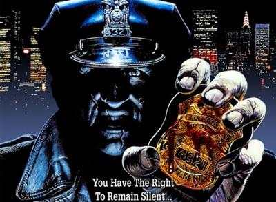 'Maniac Cop', el justiciero del slasher