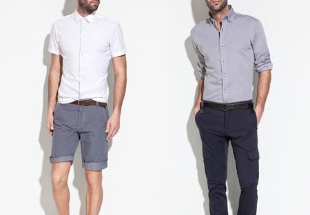 Camisas Slim Fit