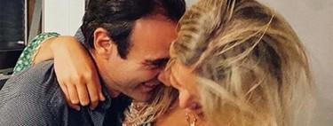 Enrique Ponce y Ana Soria muestran su relación en Instagram a puertagayola (con mensaje incluido para que les dejen ser felices)