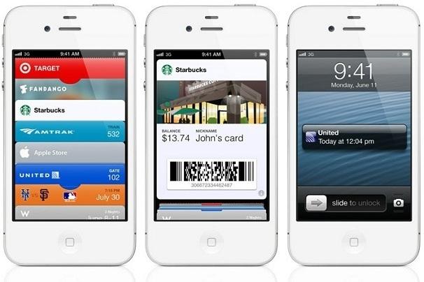 Passbook en iOS 6