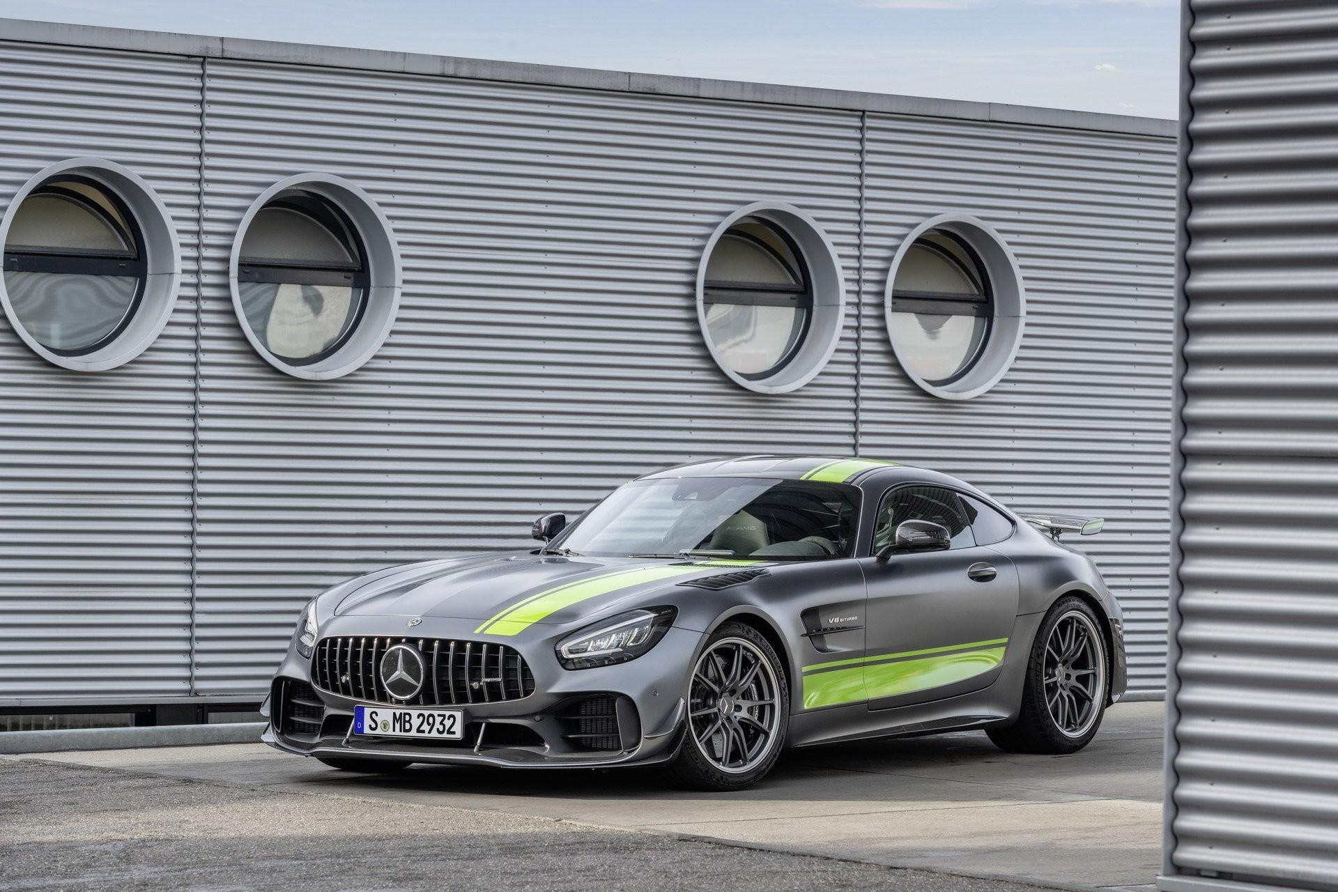 Foto de Mercedes-AMG GT 2020 (31/44)