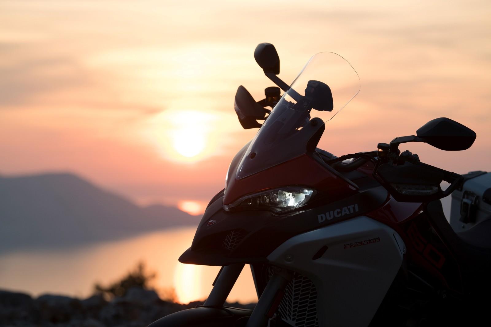 Foto de Ducati Multistrada 1260 Enduro 2019 (51/68)