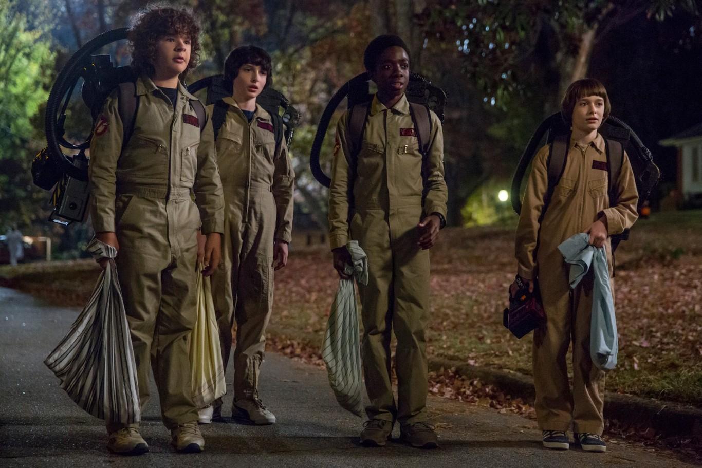 Los estrenos de octubre 2017 en Netflix
