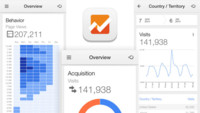 Google Analytics hace su desembarco oficial en iPhone