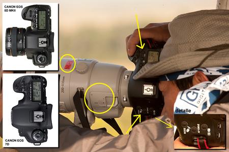 ¿Canon 5D Mark III o Canon 7D MKII en pruebas en Kenya? (Actualizado)