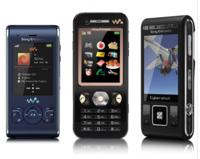 Sony-Ericsson W890, W595 y el C905 de 8 megapixel ya con particulares Vodafone