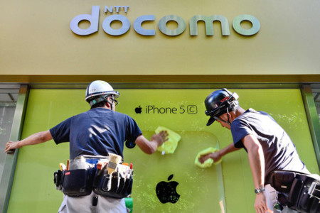 El mercado japonés se ha vuelto loco con los iPhones