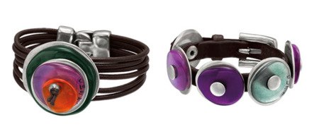 Las pulseras de Uno de 50 para este Otoño-Invierno 2012/2013