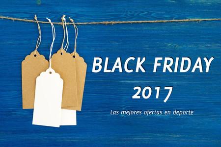 Black Friday 2017: estas son las mejores ofertas relacionadas con el deporte