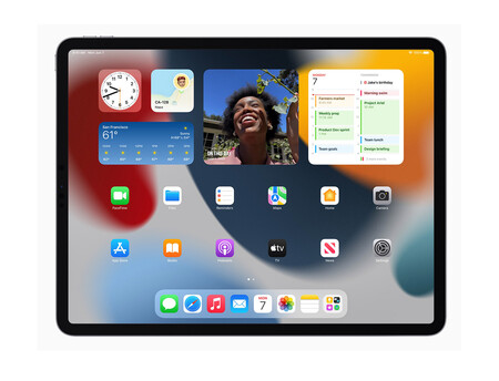 iPadOS 15, todas las novedades: pequeñas mejoras para una plataforma que sigue sin querer convertirse del todo en macOS