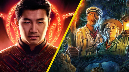 ¡'Shang-Chi' y 'Jungle Cruise' llegan por fin a Disney Plus!
