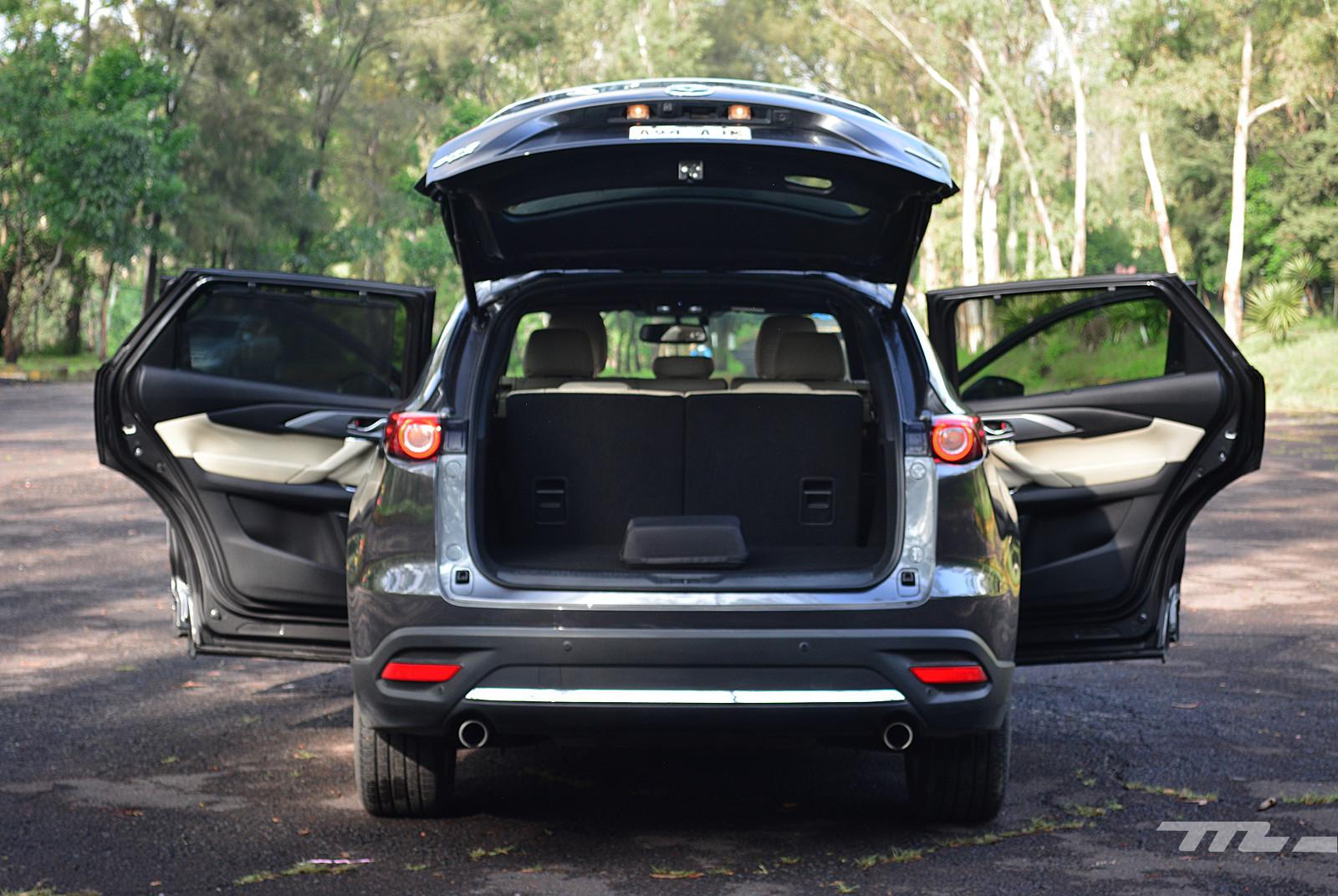 Foto de Mazda CX-9 (Prueba) (7/17)