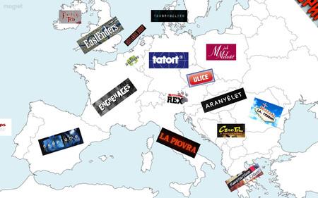 Un país, una serie: cuál es la ficción televisiva culturalmente más relevante de cada nación de Europa