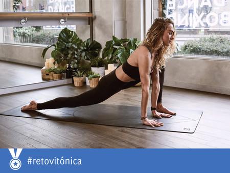 #RetoVitónica: ponte en forma con el Yoga (y siete posturas para comenzar a practicarlo desde cero)