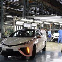 En Toyota se lamentan por no poder fabricar más unidades del Toyota Mirai