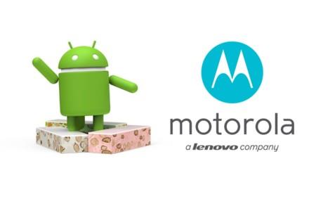 Estos podrían ser los smartphones de Motorola que recibirán Android 7.0 Nougat