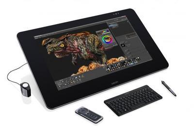 Cintiq 27QHD y Cintiq Companion 2: los nuevos dueños del retoque digital de Wacom