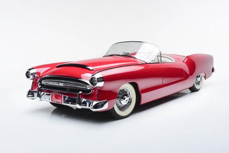 A subasta este Plymouth Belmont: un prototipo único de los años cincuenta que no será barato