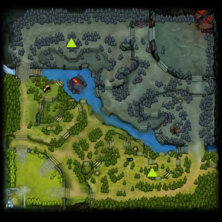 Campamentos Pequenos