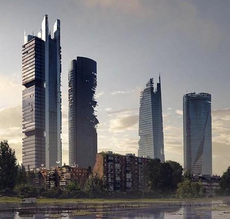 Así serían Ávila, Madrid y otras ciudades europeas tras el apocalipsis de The Last of Us