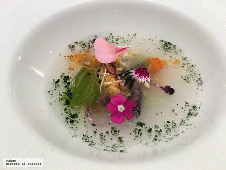 Sensaciones Marinas Y Vegetales De Jaime Uz