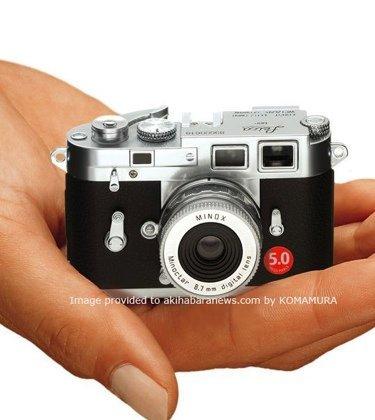 Réplica de una Leica M3