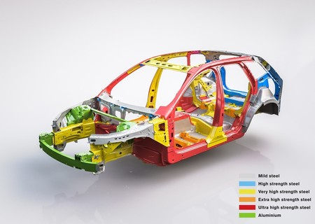 Volvo Estructura