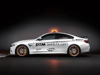El BMW M4 GTS será el Safety Car del DTM esta temporada