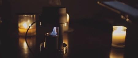 ¿No hay energía? Este cargador USB que funciona con agua y fuego mantendrá tus equipos funcionando