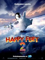 'Happy Feet 2', cartel español y tráiler definitivo