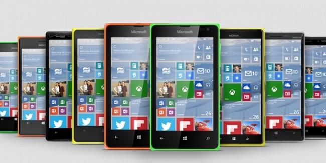 Lumia Windows10
