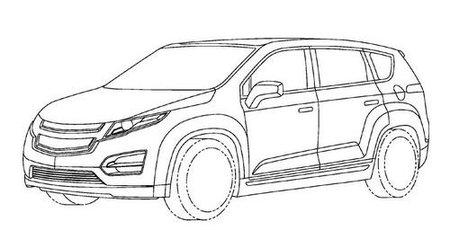 Chevrolet Volt MPV: tecnología Voltec en un monovolumen