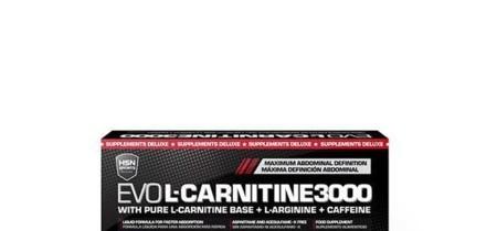 Estudio positivo sobre la L-Carnitina para quemargrasa
