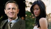 Daniel Craig y Olivia Wilde en 'Cowboys & Aliens'