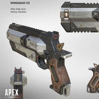 Apex Legends: Wingman y Peacekeeper entre los nerfeos y ajustes del nuevo parche