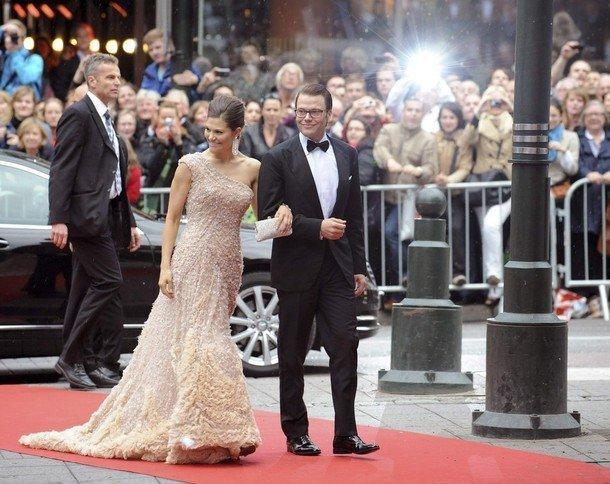 Boda de la Princesa Victoria de Suecia: la cena previa a la ceremonia con todas las invitadas