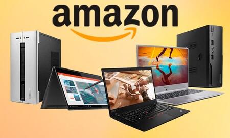 Portátiles y sobremesa Medion y Lenovo rebajados en Amazon: teletrabajar también sale más barato con estas ofertas