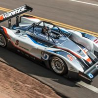 El silencio del auto más rápido en Pikes Peak de este año