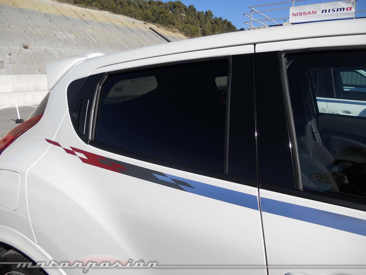 Foto de Nissan Juke Nismo (presentación propias) (23/45)