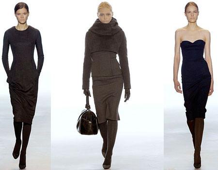 Calvin Klein en la Semana de Nueva York Otoño-Invierno 2007-2008