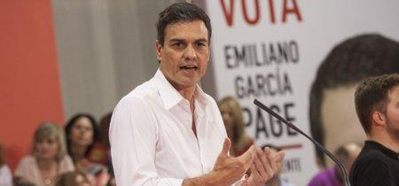 Hay un tuit del Pedro Sánchez pre-candidato para cada situación de la vida
