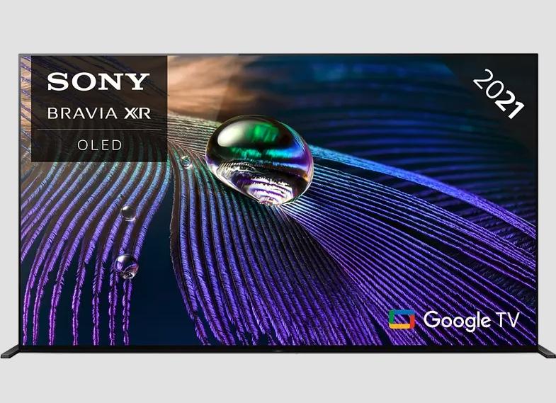 "TV OLED 55"" - Sony XR55A90JAEP, UHD4K, Procesador cognitivo XR, Smart Tv(Google Tv), Acoustic Surface+, Negro"