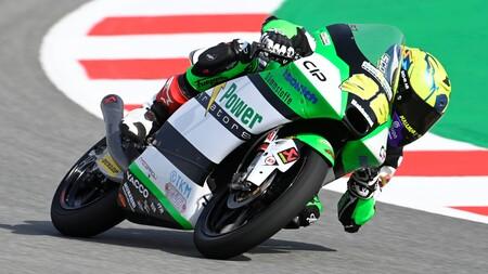Holgado Barcelona Moto3 2021