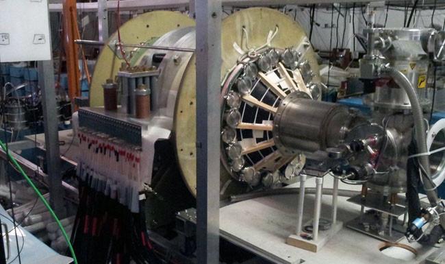 Motor de Fusión nuclear
