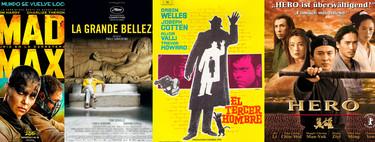 Cuatro películas en las que podemos disfrutar de la fotografía