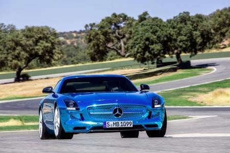Mercedes AMG no competirá con ultradeportivos ni con híbridos