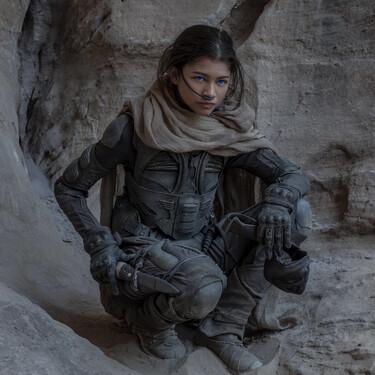 Zendaya repetirá en la secuela de Dune pero esta vez como protagonista (y con Timothée Chalamet en el reparto)